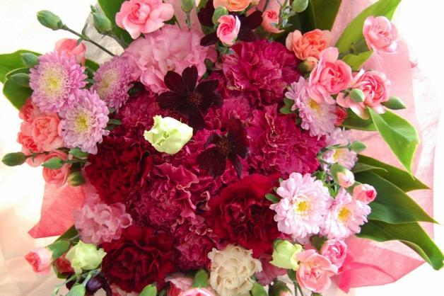 母の日花束
