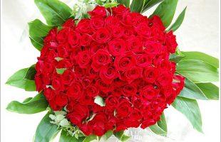 サプライズプレゼント花束